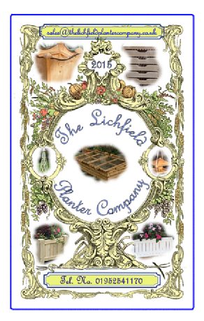 The Lichfield Planter Company Catalogue