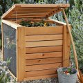 The Hatton Cedar Compost Bin