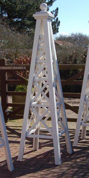 Garden Obelisks Steeple Garden Obelisk